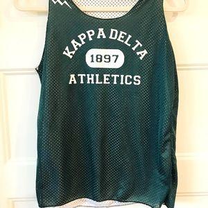Kappa Delta Reversible Athletic Penny Jersey